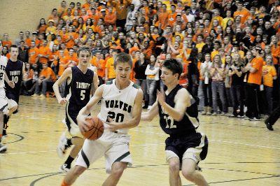 orange out basketball 2011