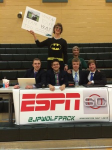 SportsCenter Night at John Paul